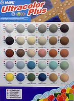 Затирка для швов керамической плитки ULTRACOLOR PLUS (2 КГ)