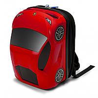 Рюкзак машинка Lamborghini Huracan красный, 8 л, «Ridaz» (91101W-Red)