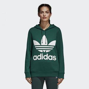 Женская толстовка Adidas Originals Trefoil (Артикул: CE2412)