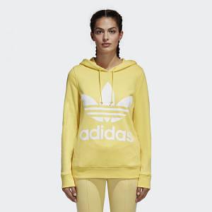 Женская толстовка Adidas Originals Trefoil (Артикул: CE2413)
