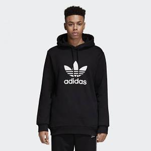 Мужская толстовка Adidas Originals Trefoil Warm-Up (Артикул: CW1240)