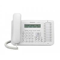 Panasonic KX-NT543RU White, проводной ip-телефон для АТС Panasonic KX-TDE/NCP/NS