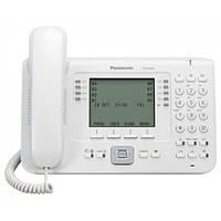 Panasonic KX-NT560RU White, проводной ip-телефон для АТС Panasonic KX-TDE/NCP/NS