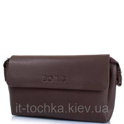 Борсетка мужская из качественного кожезаменителя  bonis (БОНИС) shi5679-119