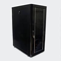 Монтажный шкаф 28U, 610х1055 мм (Ш*Г), усиленный, серия MGSE