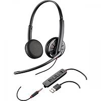 Plantronics BlackWire C325.1-M, гарнитура USB/jack 3.5 MS Lync