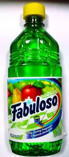 Fabuloso засіб для прибирання з ароматом Фруктів 500 мл