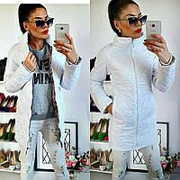 Куртка женская демисезонная белая в Украине. Сравнить цены, купить ... 04eb03aa67f