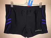 Плавки-шорты мужские Atlantis черный с электрик