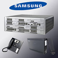 Установка и обслуживание IP АТС Samsung OfficeServ
