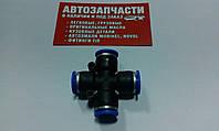 Фитинг пневматический грузовой крестообразный (спасатель) D 10 Турция