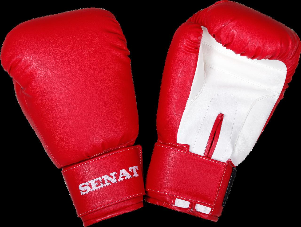 Перчатки боксерские 10 унций, красно-синие, 1499-red/wht