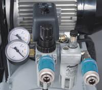 Передвижной поршневой компрессор Airprofi 703/100, фото 1