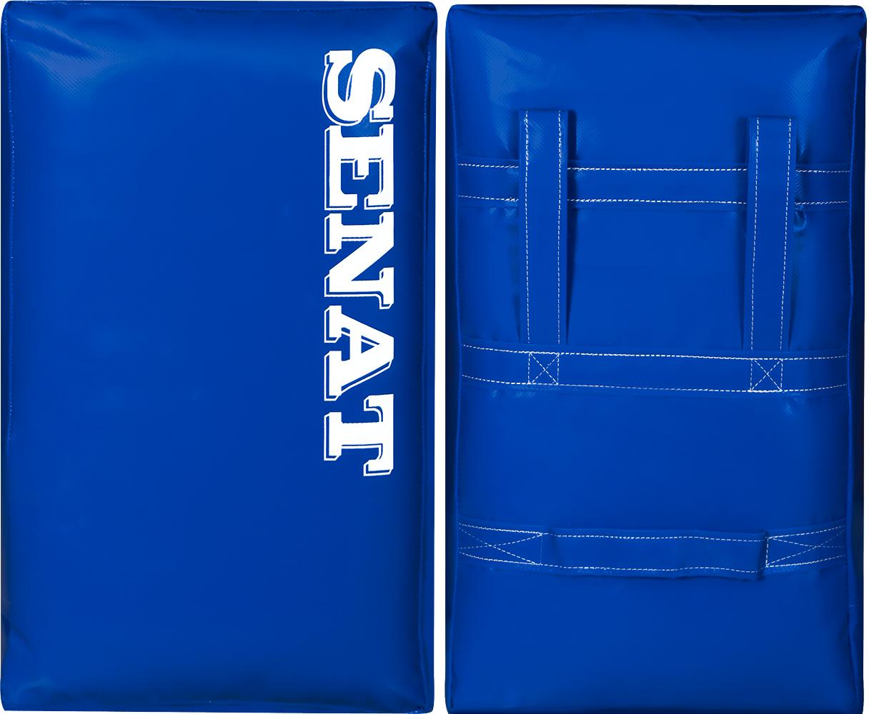 Макивара двойная, ПВХ, 58х38х17см., синяя, 1314-bl