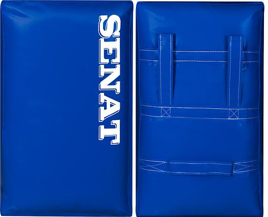 Макивара двойная, ПВХ, 58х38х17см., синяя, 1314-bl, фото 2