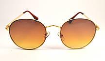 Круглые солнцезащитные очки (8323 С2)