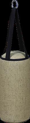 Боксерская груша 40х18, брезент, 4 подвеса, 1260, фото 2