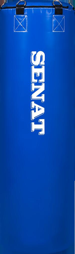 """Мешок боксерский """"Elit"""" 110х34, ПВХ, синий, 6 подвесов,1154-bl"""