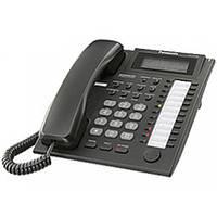 Panasonic KX-T7735UA-B Black, системный телефон