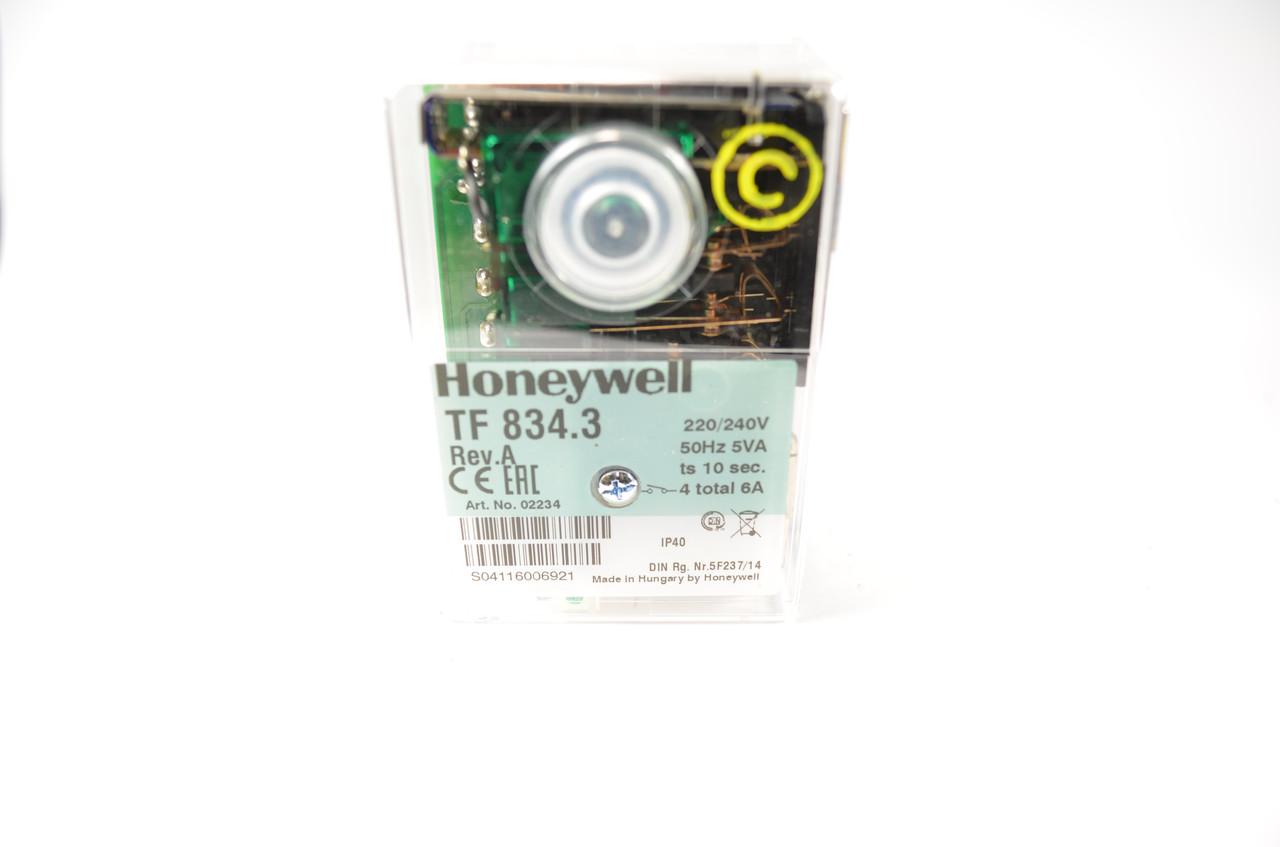 Топковий автомат Honeywell TF 834.3