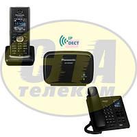 Panasonic KX-TGP600RUB + KX-TPA65RUB - 1шт, комплект SIP-DECT телефонов