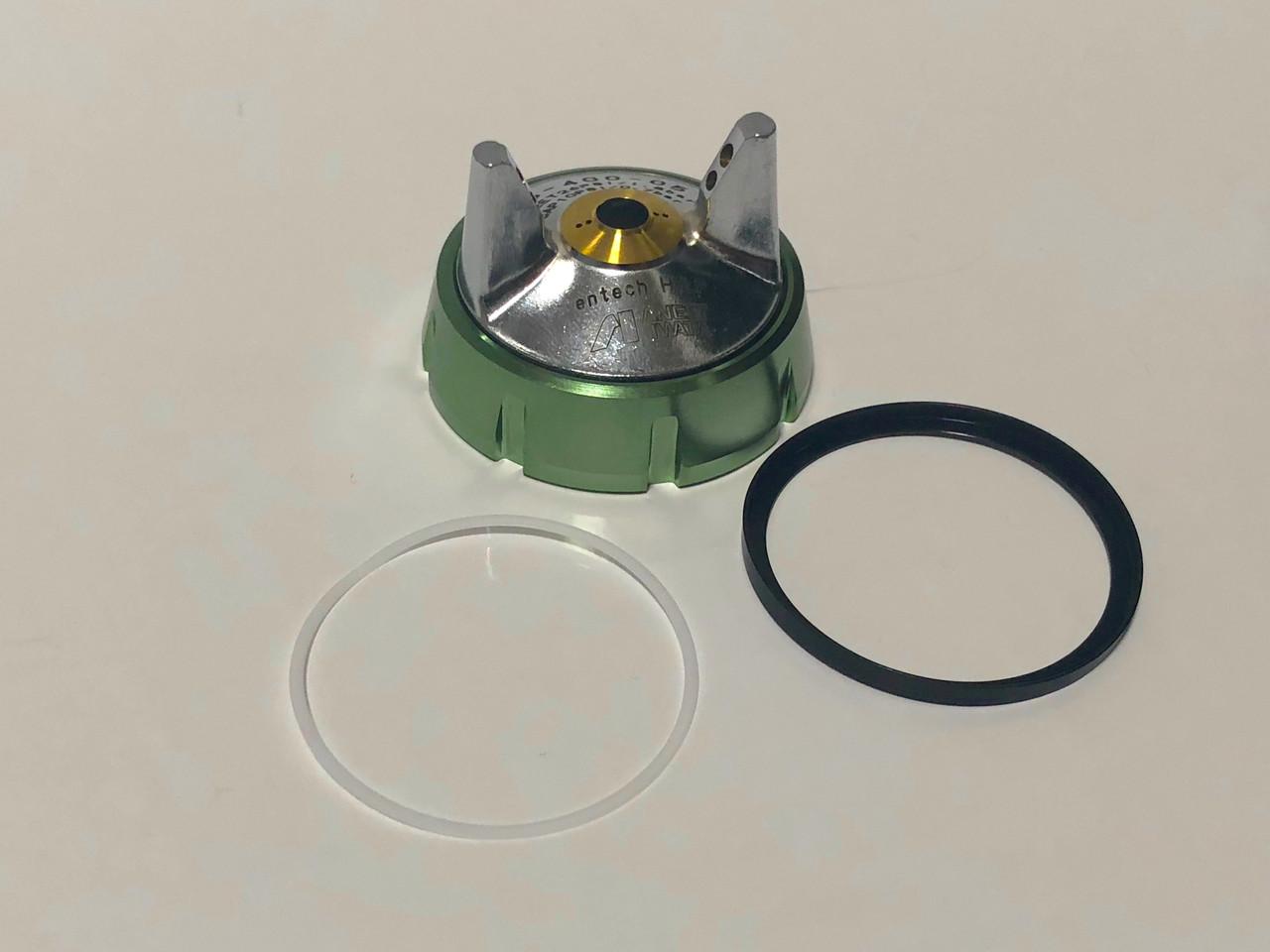 Прокладки для воздушной головки к краскопульту Iwata WS-400
