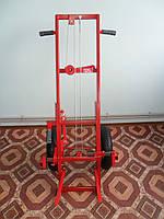 АПИЛИФТ подъём 1.0 м (без колёс)
