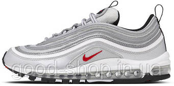 Женские кроссовки Nike Air Max 97 OG QS Metallic Silver