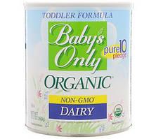 Nature's One, Organic, смесь для малышей, молочный продукт, 360 г