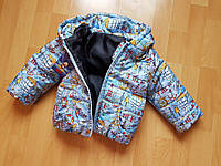 Куртка для мальчика весенняя, фото 1
