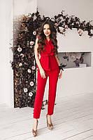 Женскийстильный костюмчик TAYA цвет Красный