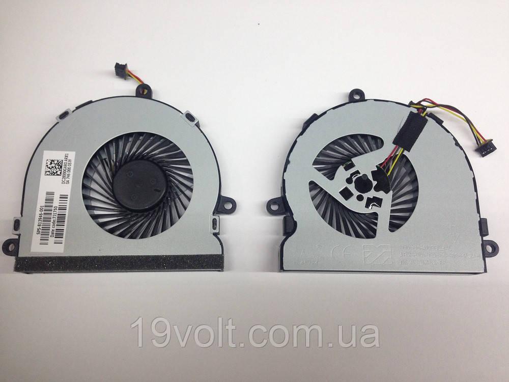 Оригинальный Вентилятор для ноутбука HP 250 G4 255 G4 5V 0.4A 4pin
