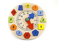 Часы Сортер, Розумний Лис, фото 1
