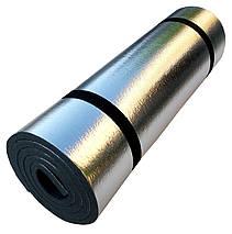 Термо-каремат фольгированный «ТЕРМО-12» 1800x600x12 мм, фото 2