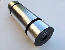 Термо-каремат фольгированный «ТЕРМО-10» 1800x500x10 мм, фото 3