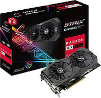 Видеокарта ASUS Radeon RX570 4GB GAMING, фото 1