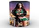 Кружка GeekLand Чудо-Женщина Wonder Woman на фоне Колизея WW.02.007, фото 5