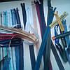 Молнии разъемные, металл, пластик, джинсовые,набор