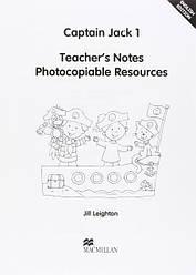 Captain Jack 1 Teacher's Notes (Книга вчителя)