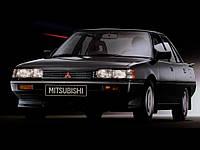 Лобовое стекло Mitsubishi Galant E10 (1983-1987)