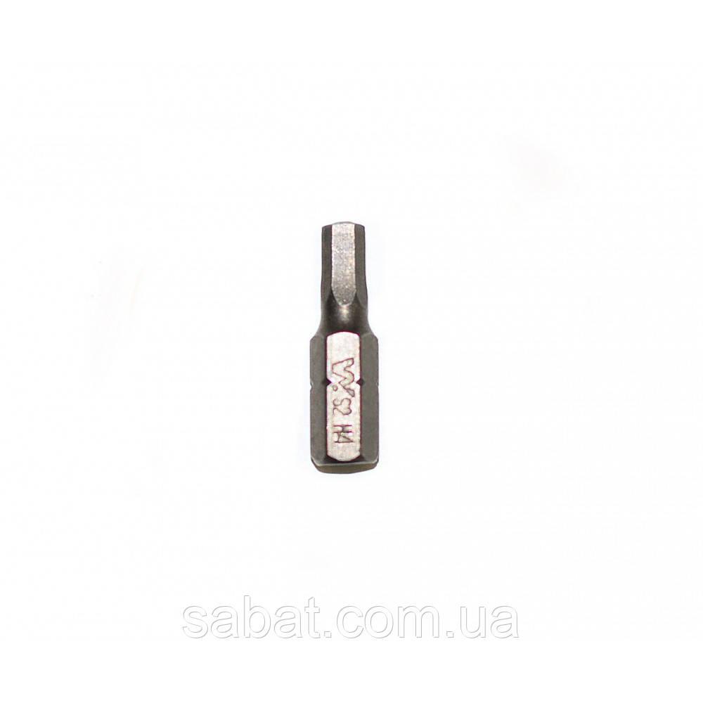 Бита RapidE шестигранная  Н4  50 мм