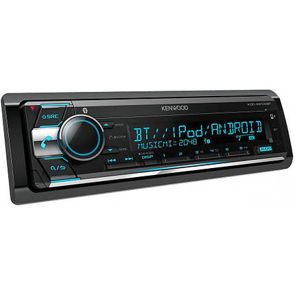 CD/MP3-ресивер Kenwood KDC-X5100BT, фото 2
