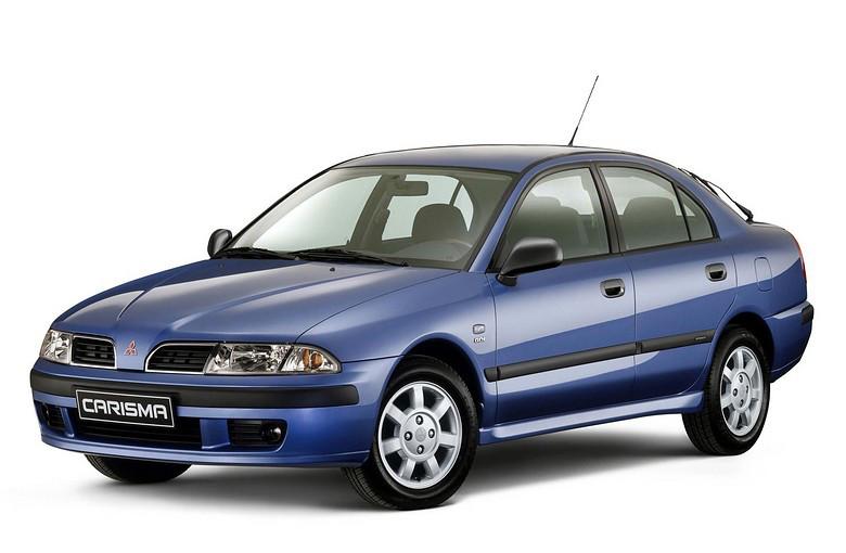 Лобовое стекло Mitsubishi Carisma (1995-2003)
