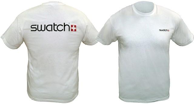 Нанесение логотипа на футболки - фото 1