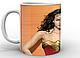 Кружка GeekLand Чудо-Женщина Wonder Woman WW.02.010, фото 3