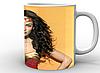 Кружка GeekLand Чудо-Женщина Wonder Woman WW.02.010