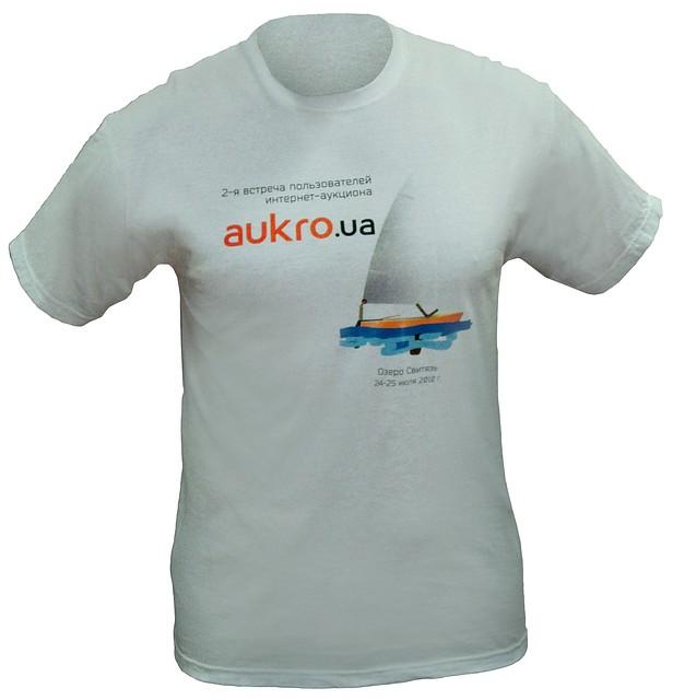 Нанесение логотипа на футболки - фото 2