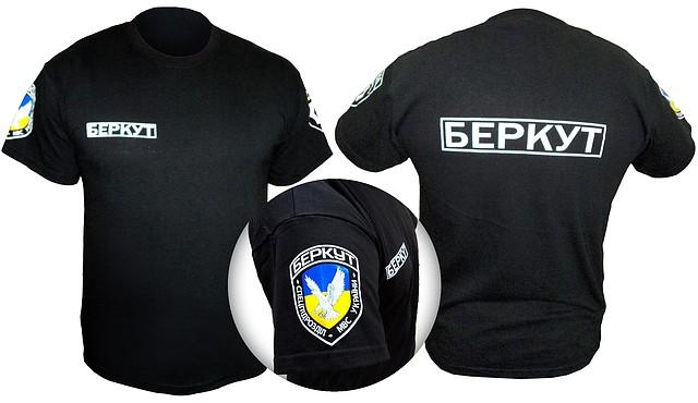 Нанесение логотипа на футболки - фото 3