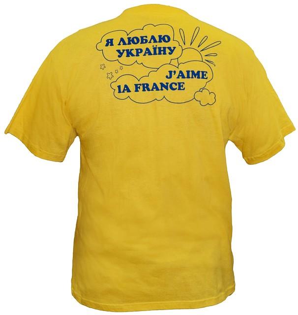 Нанесение логотипа на футболки - фото 4