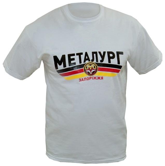 Нанесение логотипа на футболки - фото 5
